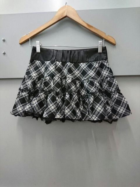 GOLDS Infinity☆チェック柄スカート < ブランドの