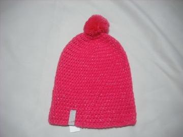 wb430 女 RIP CURL リップカール ボンボン付き ニット帽