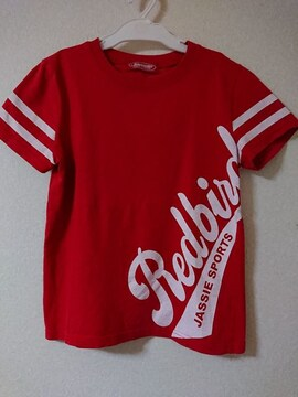 JASSIE★赤Tシャツ  S〜M