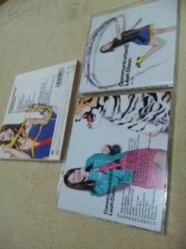 《リア・ディゾン/Communication!!!》【CDアルバム+DVD】初回限定盤