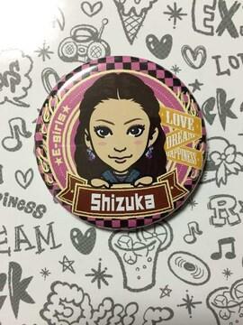 ♪居酒屋えぐざいる2015♪アメカジ柄缶バッジ★Shizuka☆