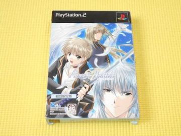 PS2★エンジェルズフェザー 初回限定版