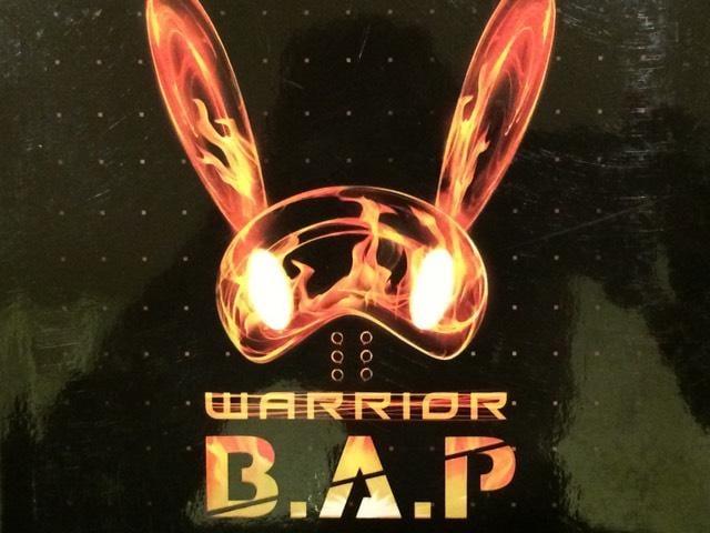 激レア!☆B.A.P/WARRIORデビューシングル☆初回盤CD+DVD☆超美品  < タレントグッズの