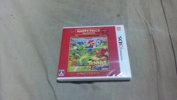 【新品3DS】マリオテニスオープン