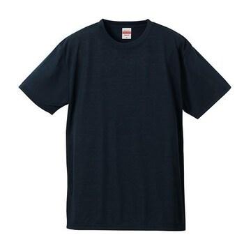6.5オンス ドライ コットンタッチ Tシャツ ネイビー XXLサイズ