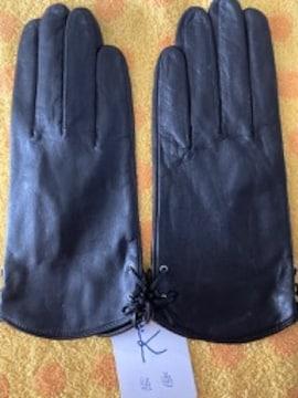 KUMIKYOKU組曲革革手袋リボン21M
