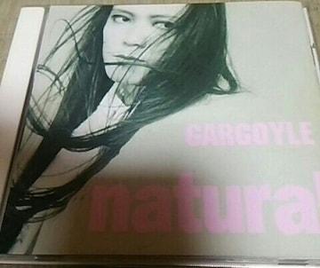 CD GARGOYLE natural ガーゴイル 帯無し