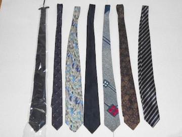 ネクタイ 7本セット
