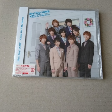 「Come On A My House」初回限定盤2 Hey!Say!JUMP