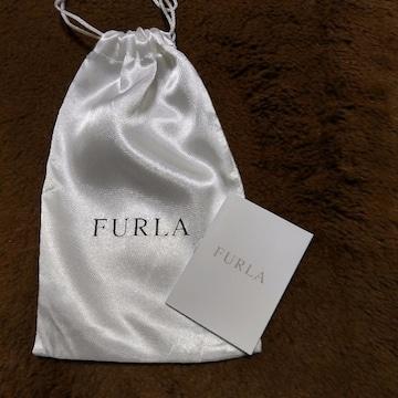 FURLAのながザイフが入っていた巾着