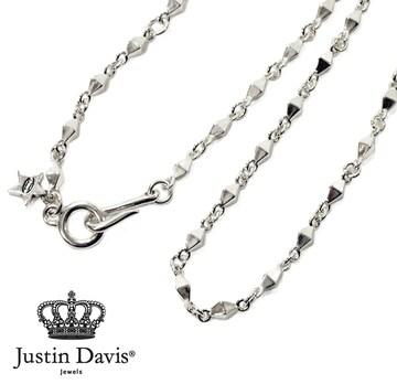 (定価39600)ジャスティンデイビス・Curio Chain ネックレス