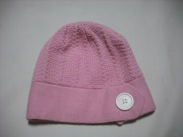wb356 女 BILLABONG ビラボン ニット帽 ビーニー