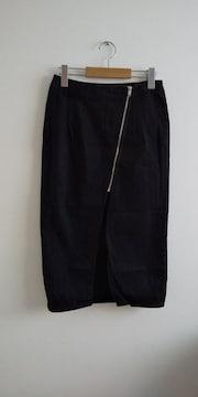 CHEAP MONDAY スリットタイトスカート XS