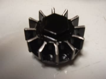 (66)GS400LGS425GS400GSX400FSインパルスオイルキャップフィン