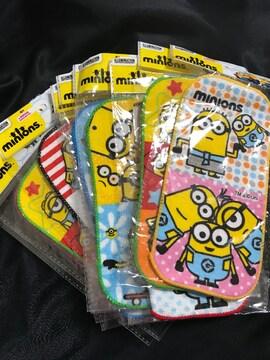 minions ミニオンズ ミニオン ポケタオル タオル ミニ 11枚 11種類 ユニバーサル