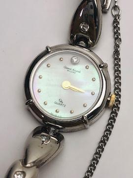 T043 美品★ ジャンニ アッカルディ レディース 腕時計 クオーツ