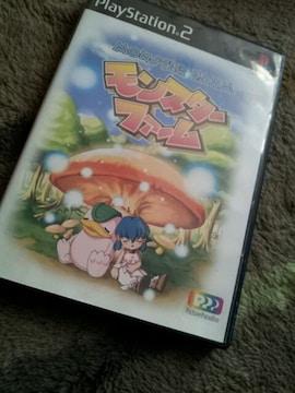 PS2☆モンスターファーム☆