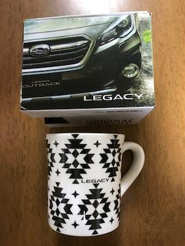 新品*非売品*SUBARU(スバル)レガシィX WTW マグカップ