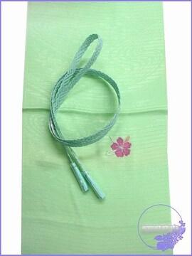 【和の志】正絹夏物◇帯揚げ・帯締めお買い得セット◇NGA-47