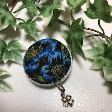 ハンドメイド 花柄 マカロンメジャー 裁縫道具  教材 事務用品