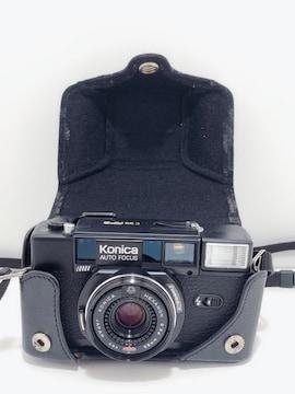 Z150 Konica C35 AF2 HEXANON 38mm F2.8 フイルムカメラ