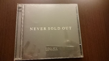 LUNA SEA「NEVER SOLD OUT」2枚組
