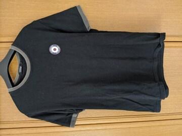 バーバリーブラックレーベル 半袖Tシャツ 3 黒色 BURBERRY