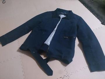 LOWRYSFARM ネイビーのジャケット 美品 ネイビー