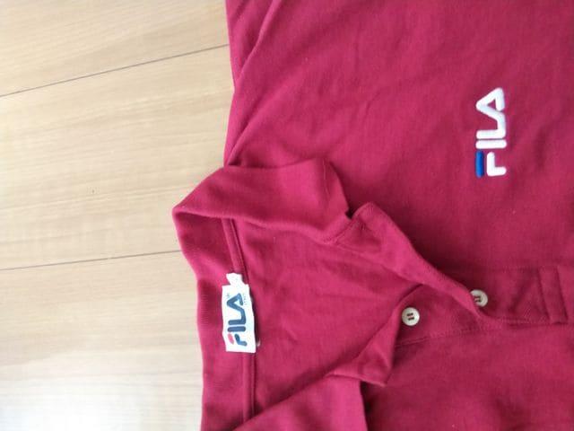 メンズ ポロシャツ ブランド FILA 送料無料 < 男性ファッションの