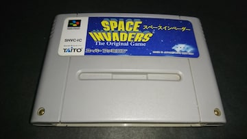 SFC スペースインベーダー / スーパーファミコン