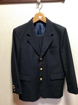 卒業式!ゴールデン ベアー  スーツ  160 紺色