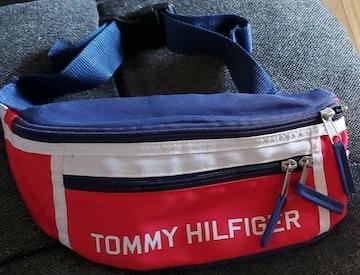 TOMMY HILFIGER ボディーorウエストバック