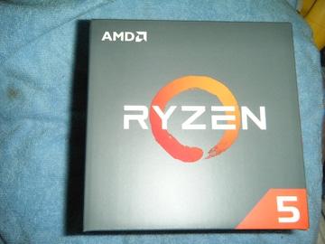 AMD CPU Ryzen5 1400 with Wraith Stealth 65W