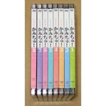 かみちゅ! DVD 初回全8巻