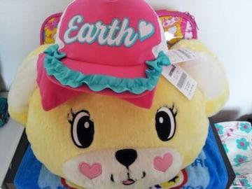 アースマジック★夏カタ掲載大人気フリルcap★新品