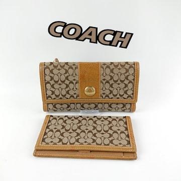 COACH コーチ 長財布