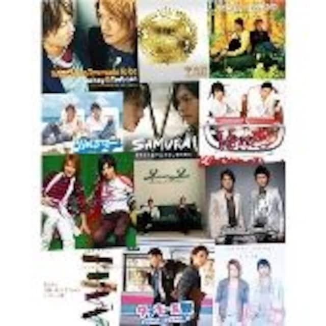 即決 タッキー & 翼 Thanks Two you 初回盤 (5CD+2DVD) 新品  < タレントグッズの