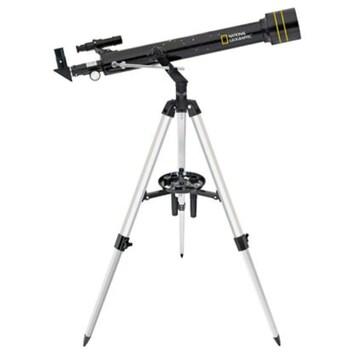 半額 新品 天体望遠鏡 ナショナルグラフィック 屈折式 90-11100