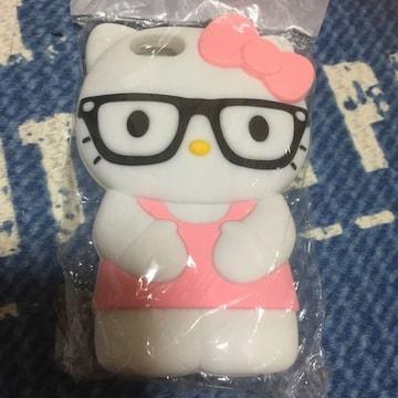 iPhone5キティちゃん