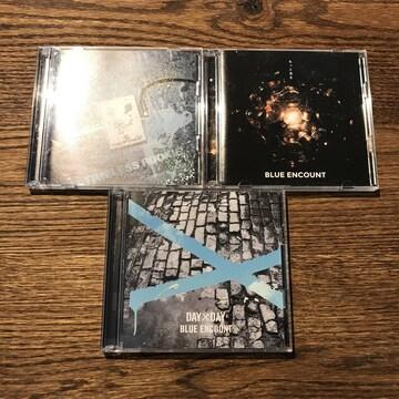 【BLUE ENCOUNT】シングル3セット