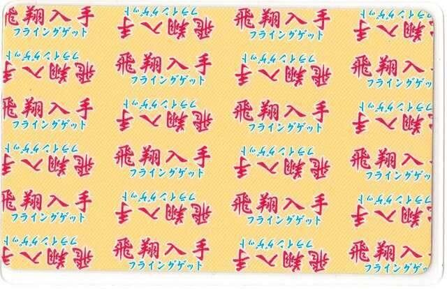 ラミネート 免許証カード●AKB48●小嶋陽菜 フライングゲット < タレントグッズの