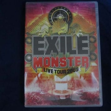 【DVD】 EXILE LIVE TOUR 2009 2枚組