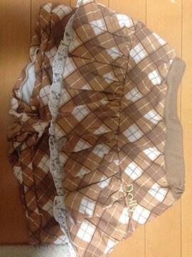 美品☆フリフリかぼちゃパンツショートパンツキュロットスカート