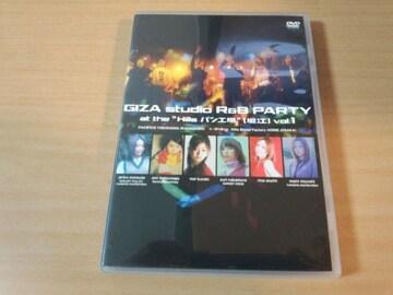 DVD「GIZA studio R&B PARTY」倉木麻衣 愛内里菜 中村由利 堀江