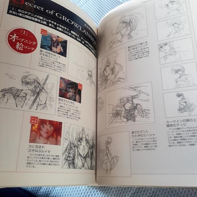 グローランサーキャラクターコレクション < アニメ/コミック/キャラクターの