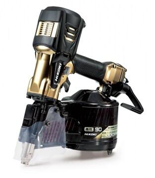 HiKOKI(日立) 高圧釘打機 NV90HR2(N) パワー切替機構なし