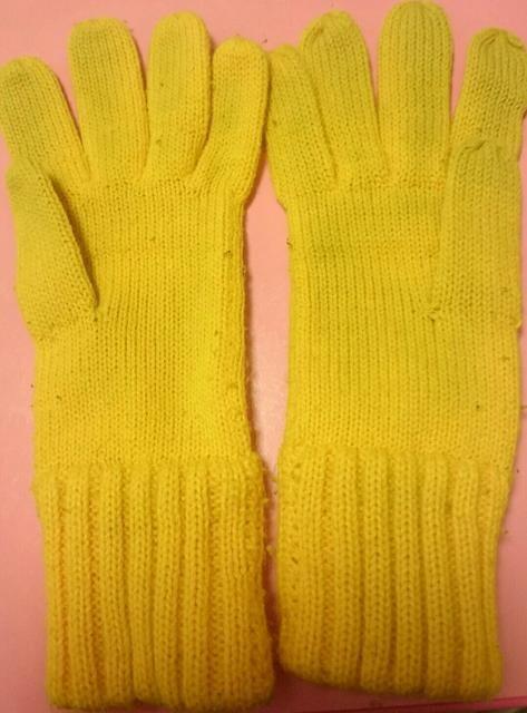 スーパーラバーズ 黄色 手袋 < ブランドの