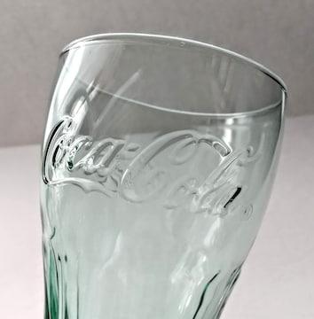 Coca-Cola ジェヌインGRAS 本物 12oz.=360ml 3個 コカコーラ  コップ