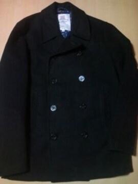 11a/w supreme p coat ピーコート ブラック M ペイズリー
