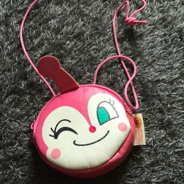 #ピンクのドキンちゃん#コインパースお財布